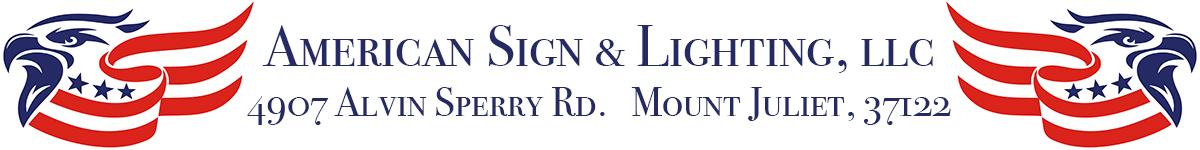 American Sign & Lighting, LLC